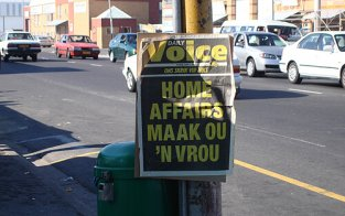 Daily Voice Headline Poster: 1 June 2007